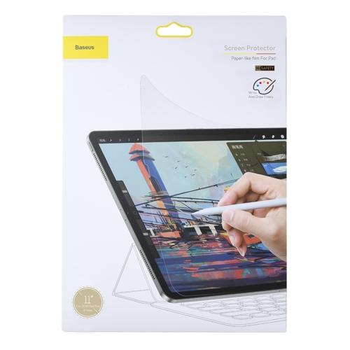 Baseus Mattfolie, wie Papier Paper-like zum Zeichnen auf dem Tablet iPad Pro 11'' (SGAPIPD-BZK02)
