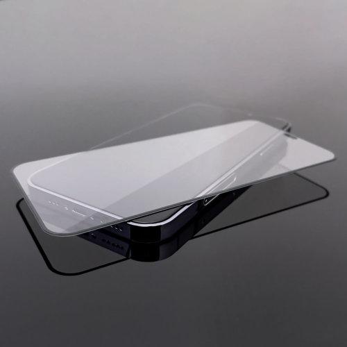 Wozinsky Tempered Glass Full Glue Super Robust Panzerglas Vollbild Hartglas mit Rahmen Case Friendly für Huawei Honor 20 Pro / Honor 20 / Huawei Nova 5T schwarz