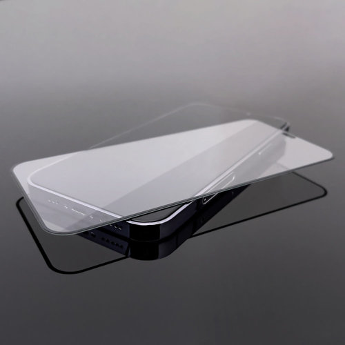 Wozinsky Tempered Glass Full Glue Super Robust Panzerglas Vollbild Hartglas mit Rahmen Case Friendly für Samsung Galaxy A20e schwarz
