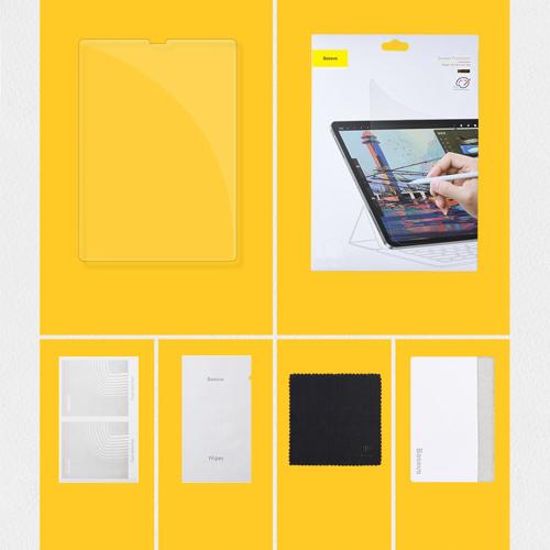 Baseus matowa folia jak papier Paper-like do rysowania na tablecie iPad mini 3 / mini 2 (SGAPMINI-AZK02)