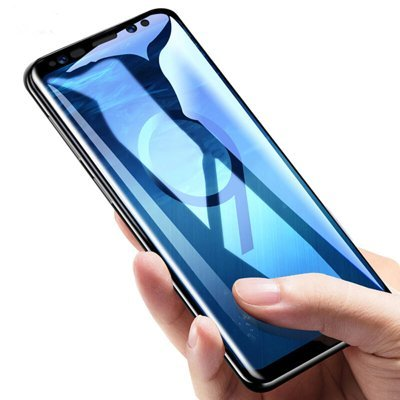 Wozinsky 6D Glass super wytrzymałe szkło hartowane Full Glue na cały ekran z ramką Case Friendly Huawei P30 Pro + pozycjoner czarny